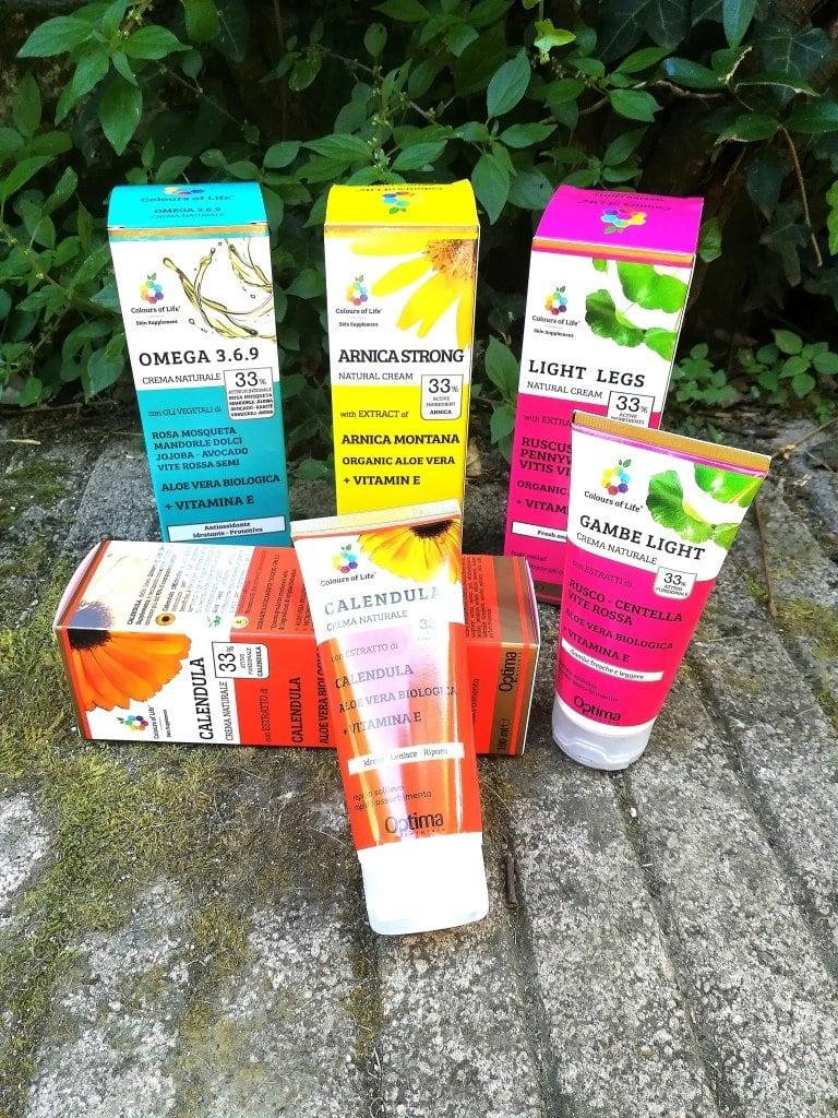 Creme Eudermiche Optima Naturals Dr. Organic