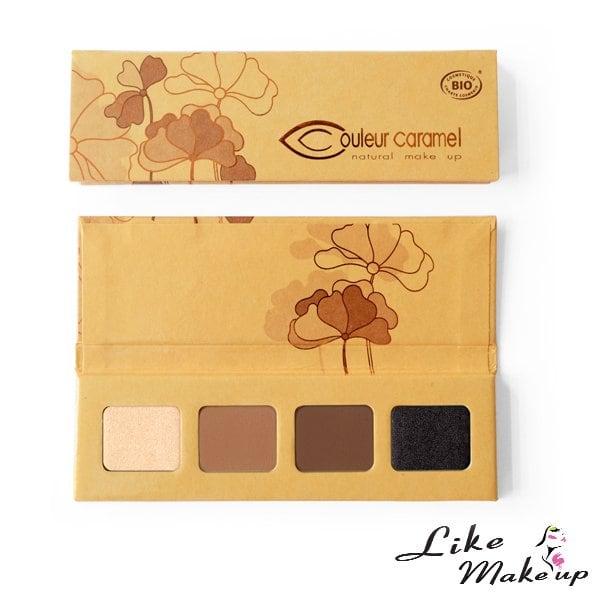 Palette Occhi Couleur Caramel