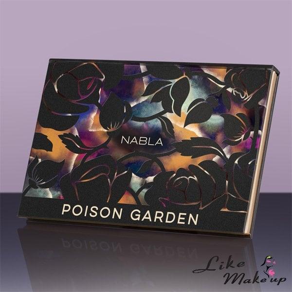 Palette Poison Garden Nabla Cosmetics