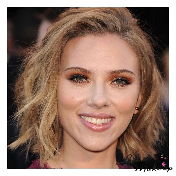 Make Up Scarlett Johansson