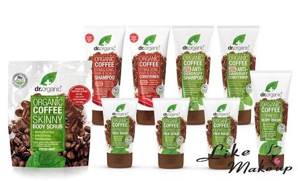 Linea Organic Coffee Dr. Organic